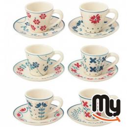 WALD - Espresso cups -...