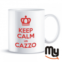 PIU' FORTY - Mug Keep Calm...