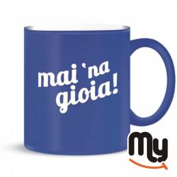 """PIU' FORTY - Tazza Mug """"Mai..."""
