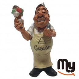 Ice cream maker - Figurine,...