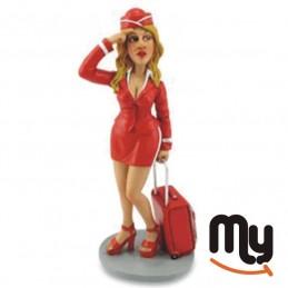 Домакиня Асистент на полет...