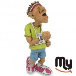 Marathon runner - Figurine,...