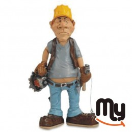 Carpenter - Figurine,...