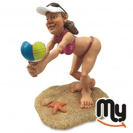 Играч плаж Волейбол -...