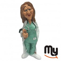 Young doctor - Figurine,...