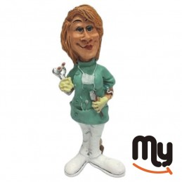 Woman dentist - Figurine,...