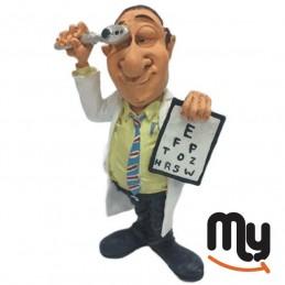 Ophthalmologist - Figurine,...