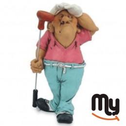 Player of golf - Figurine,...