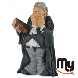 Judge Man of the law -...