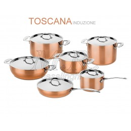 Toscana set pentole...