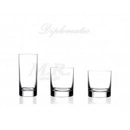 Set bicchieri cristallo...