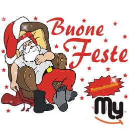 VETROFANITALIA - Chsms SETPOLT Sticker with Christmas theme for shop window
