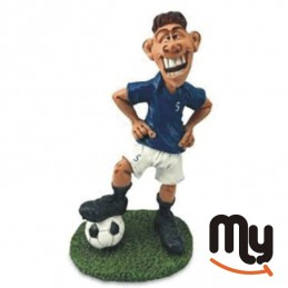 Soccer player - Crafts...