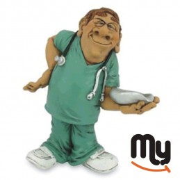Nurse - Figurine,...
