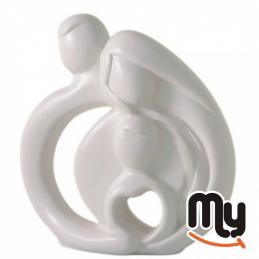 WALD - Статуя - Бяло семейство