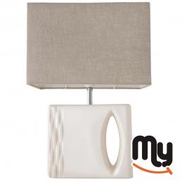 WALD - Weiße Lampe Objekte