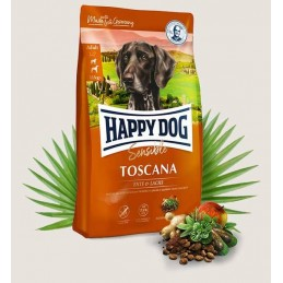 HAPPY DOG - TOSCANA...