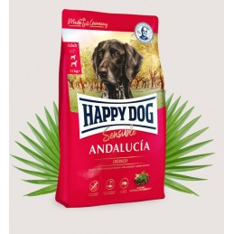 HAPPY DOG - ANDALUCIA...