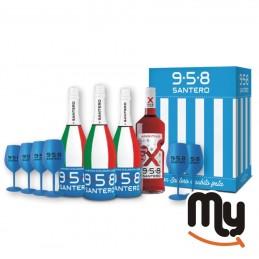 SANTERO 958 - BLUE BOX...