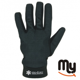 S-LINE - Under gloves Black Thermal Insulation
