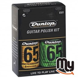 DUNLOP - 6501 Guitar Polish Kit