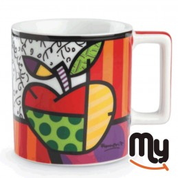 EGAN - Mug Britto Apple 400 Ml