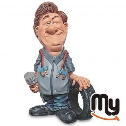 Reifenhändler Mechaniker -...