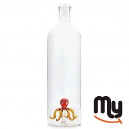 Octopus bottle in...