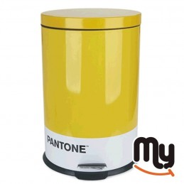 20 Lt. Pantone yellow metal...