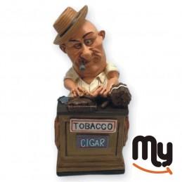 Tabakhändler - Figur...