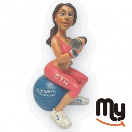 Gym Fitness Pilates - Figur...