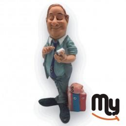 Buchhalter - Figur...