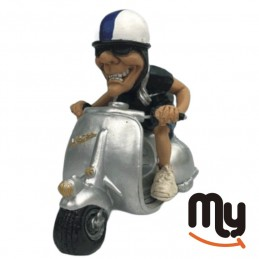 Vespa with Pilot - Figurine...