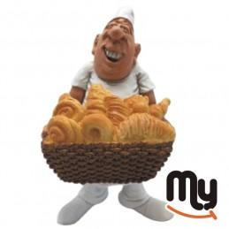 Baker - Figurine,...