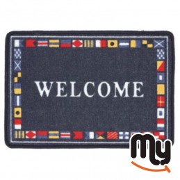 Doormat - Welcome non-slip...