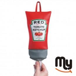 Ketchup bag holder red...