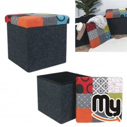 Square folding container...