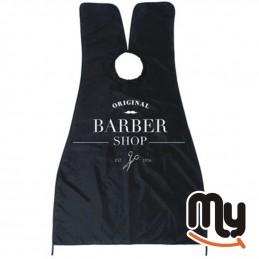 Barber Shop black polyester...