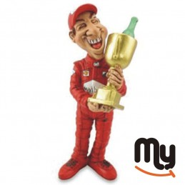 F1 Driver with Trophy -...