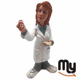 Woman Pharmacist - Figurine...