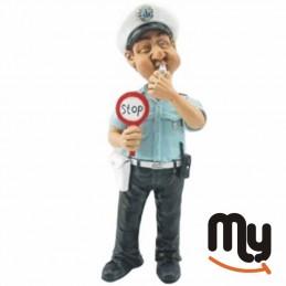 Traffic policeman -...