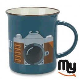 Breakfast Mug - with Camera design
