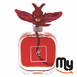 HYPNO CASA - Rosso Divino perfumer with orchid