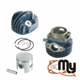 RMS - Motorcycle Cylinder Kit - Vespa / ape 50cc 47mm 3 Transfer